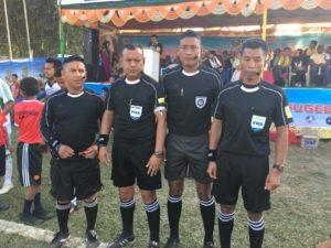 Officials/Photo courtesy; OBCA
